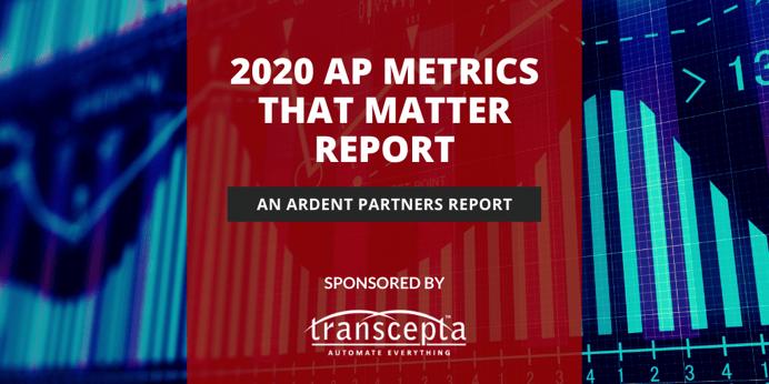 2020 AP Metrics That Matter Report