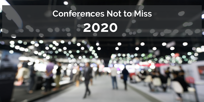 2020 Conferences To Check Out