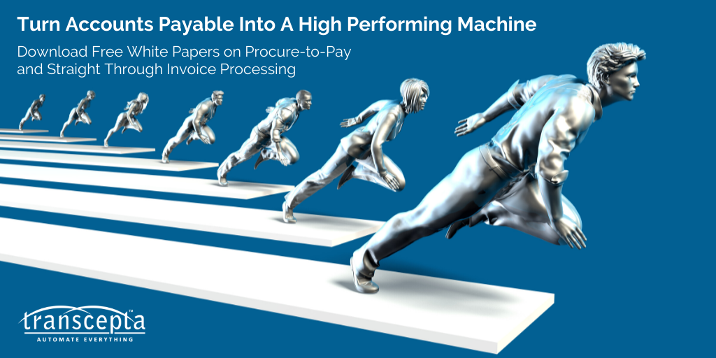 Accounts Payable As A High Performing Machine - White Paper Bundle