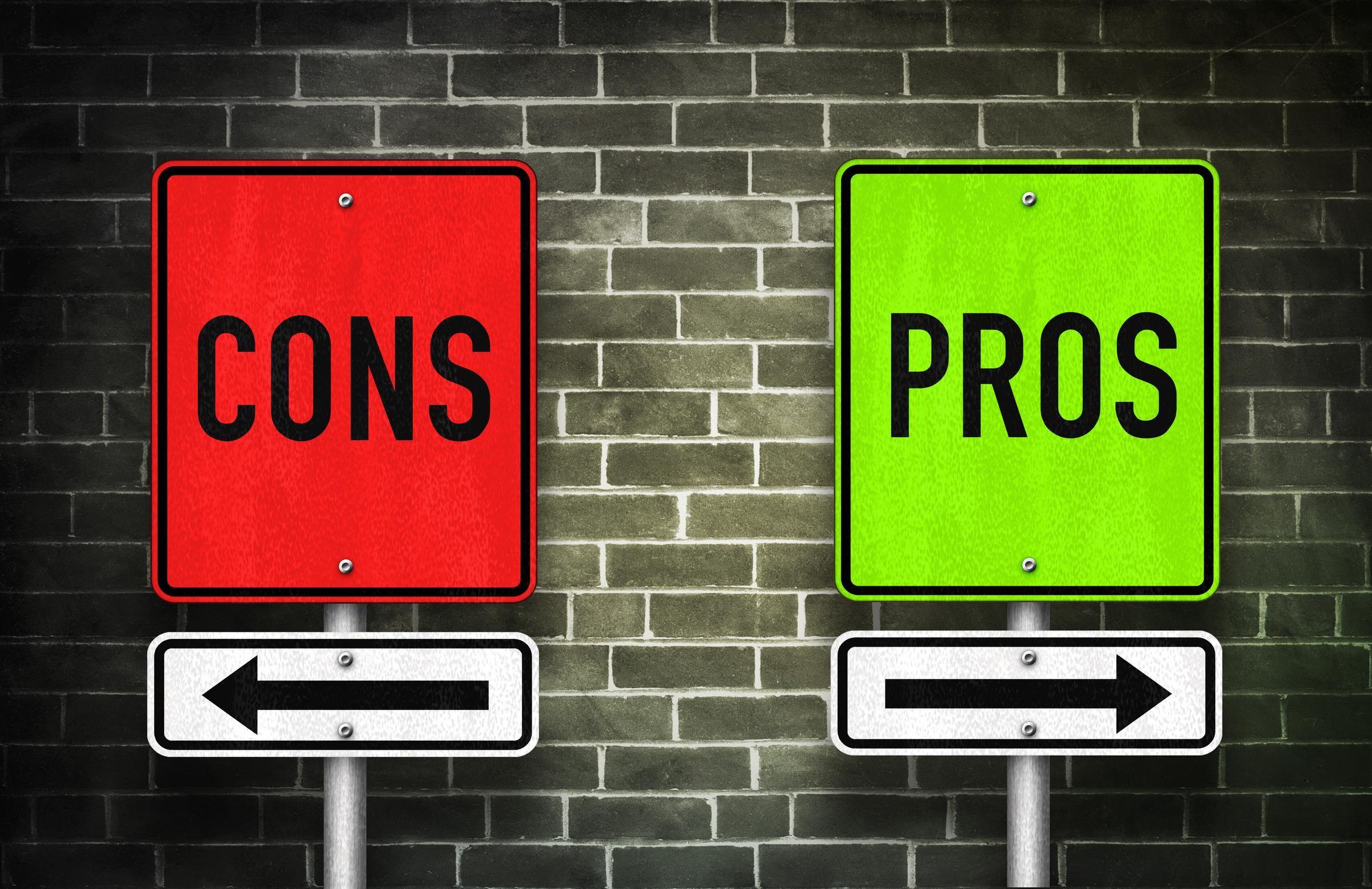 pros cons e-invoice tools